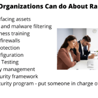10 Things to Prevent Ransomware